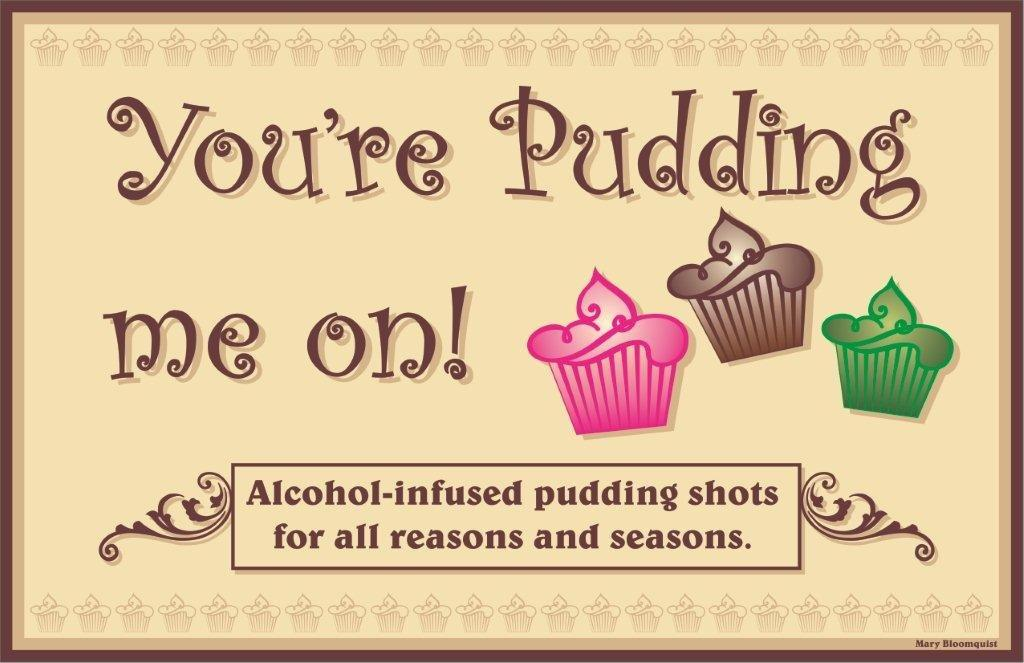 Pudding Shots Recipe Book